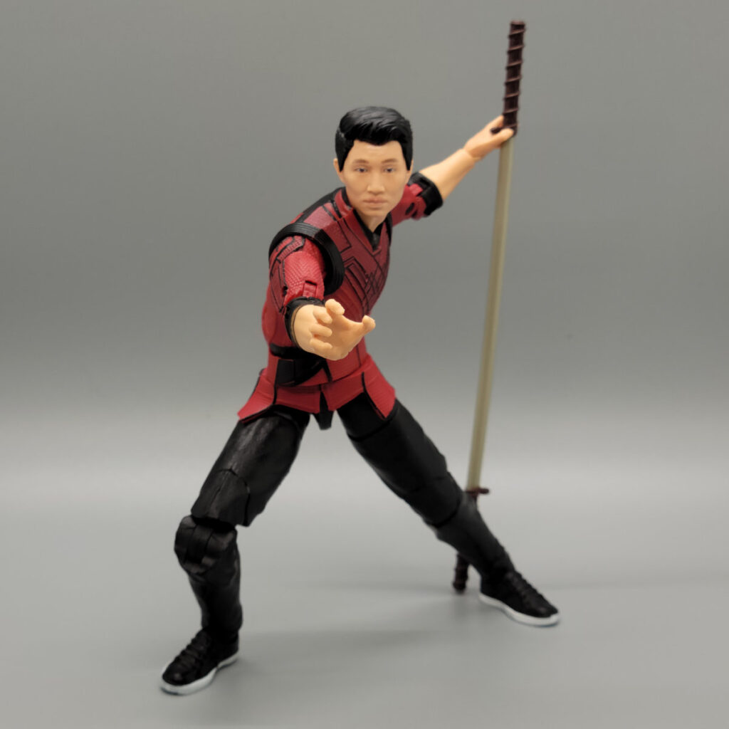 Review: Shang Chi and the Legend of the Ten Rings Shang Chi 6 Inch