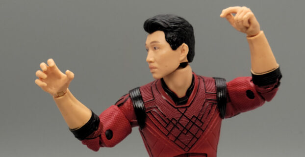 Shang Chi and the Legends of the Ten Rings Marvel Legends