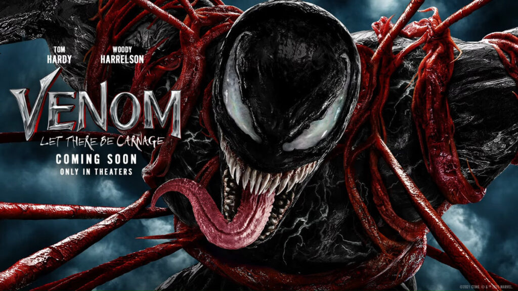 Runtime Length Of Sony's Venom: Let There Be Carnage Film
