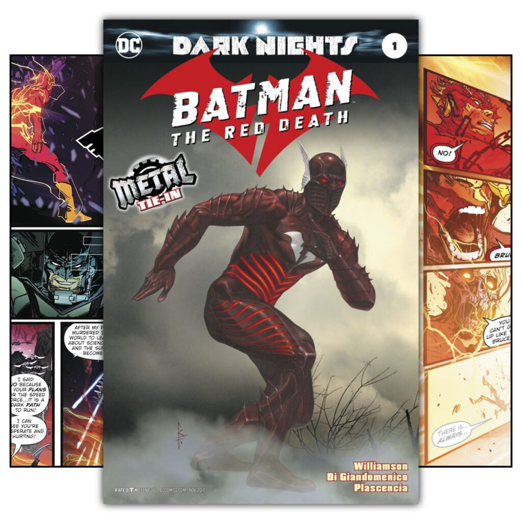 The Red Death Is Not The Villain in The Flash Movie- Ezra Miller - Batman