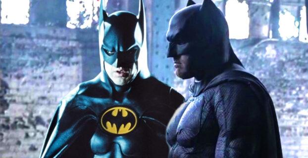 Ben Affleck's Batman to Meet Michael Keaton in The Flash MovieBen Affleck's Batman to Meet Michael Keaton in The Flash Movie