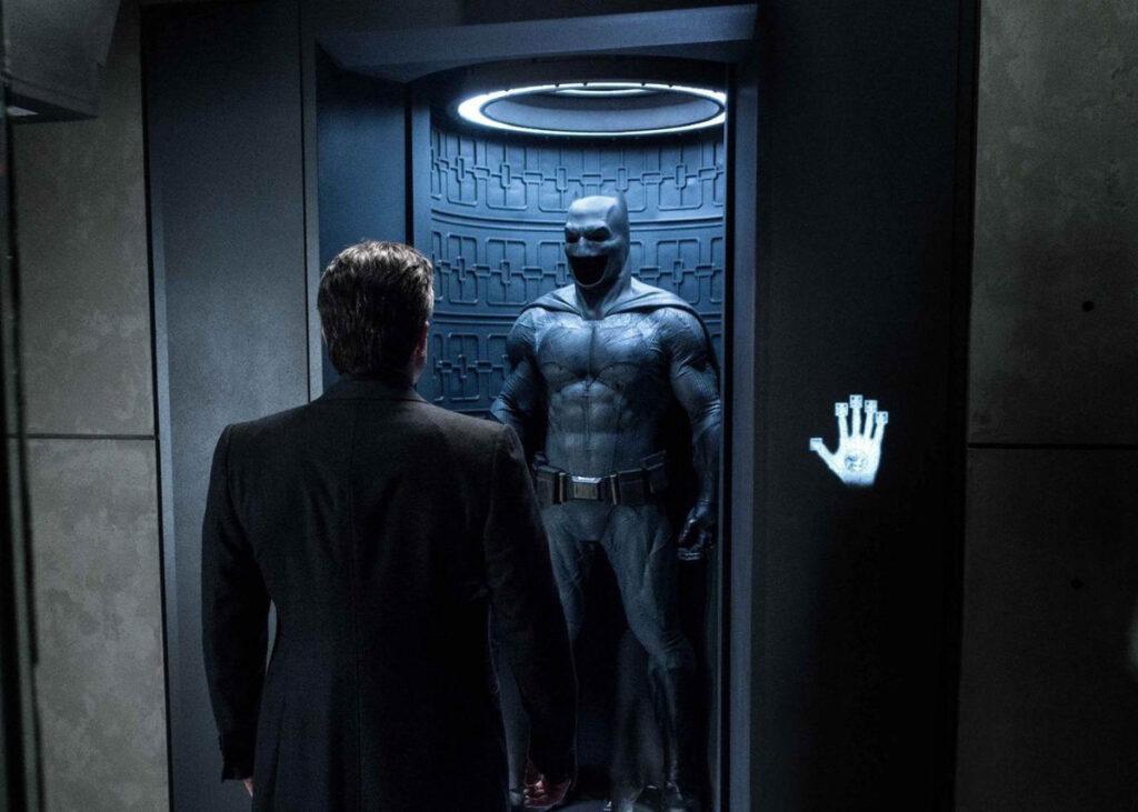 Ben Affleck's Batman to Meet Michael Keaton in The Flash Movie