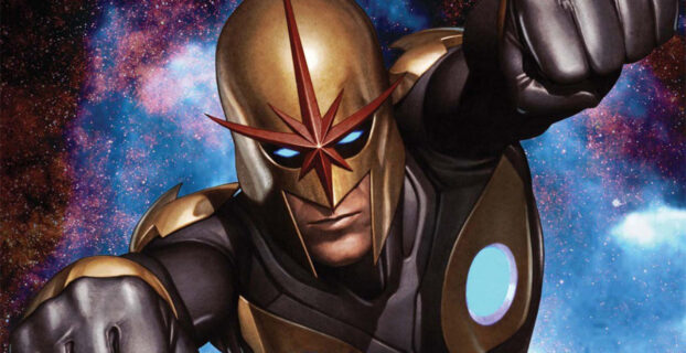 Is Nova In James Gunn's The Guardians Of The Galaxy Holiday Special