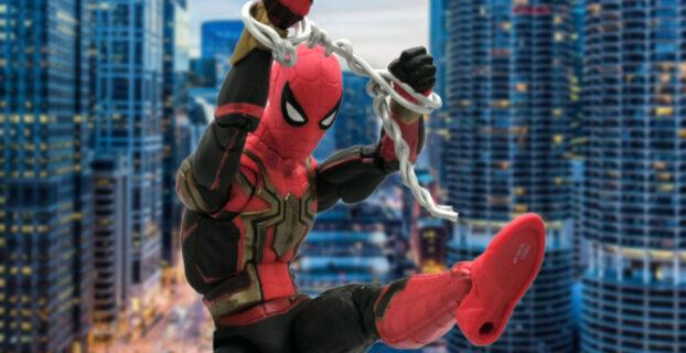 Marvel Legends Spider-Man No Way Home Wave Integrated Suit 6 Inch Action Figure
