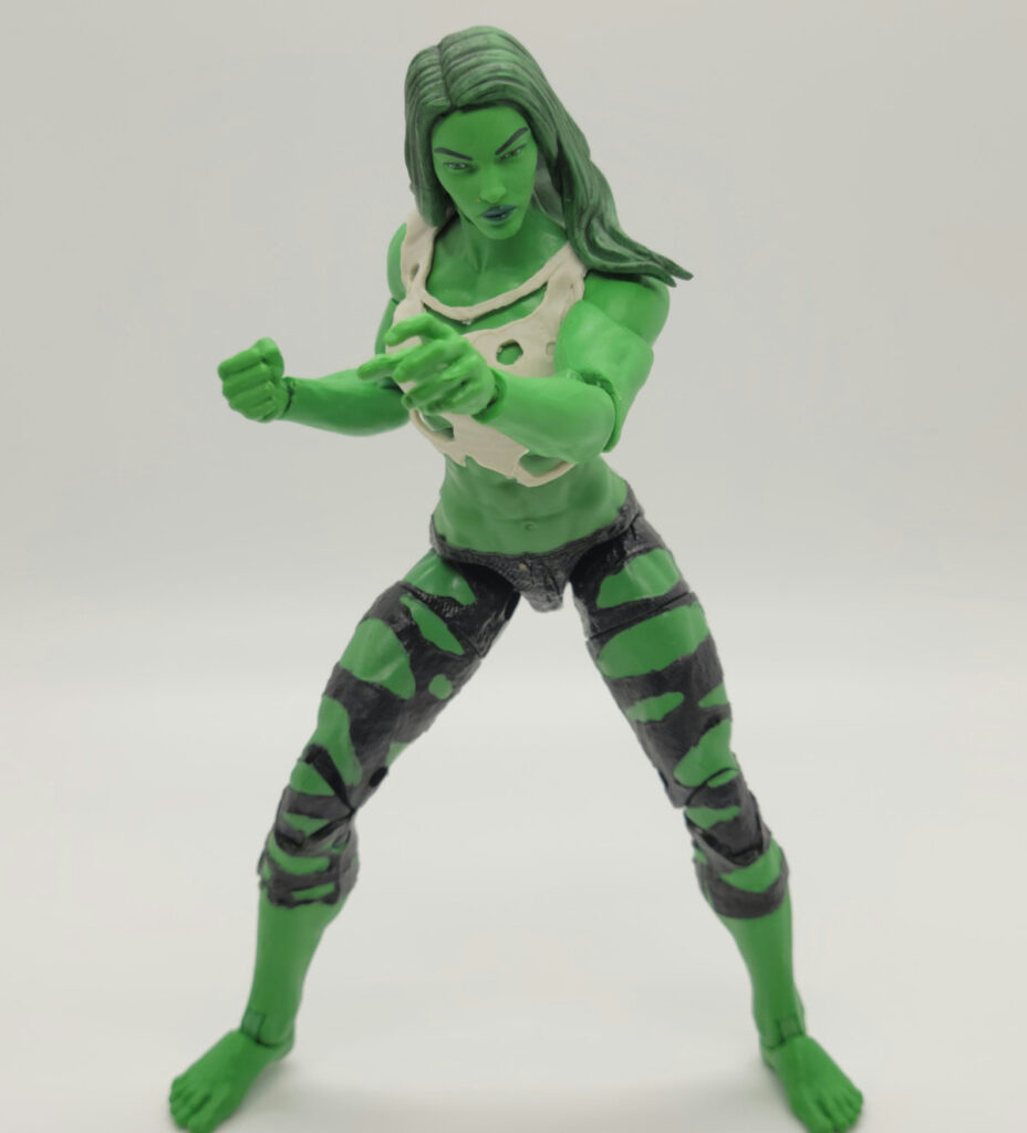 Review Marvel Legends Team Up She Hulk And Walgreens Exclusive Nova 6 Inch Action Figure