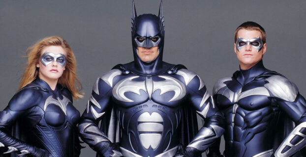 There's A Famous Batman Missing From The Flash Movie